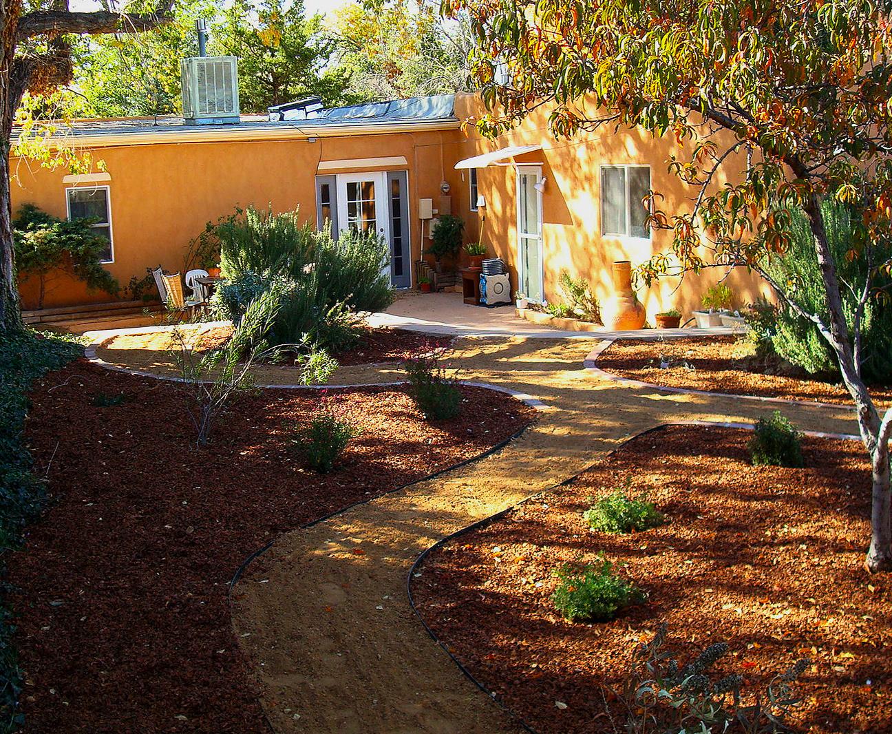 Landscape Services Gm Landscapes Albuquerque Nm